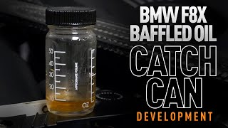 homepage tile video photo for Mishimoto Behind the Scenes: BMW M3/M4 Baffled Oil Catch Can Kit Development