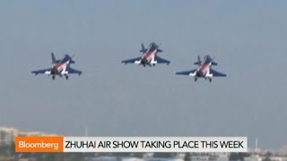 What China's Newest Fighter Jet Looks Like