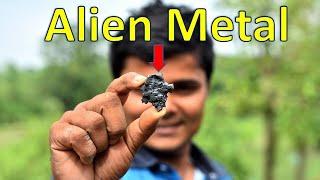 We Have Made Alien Metal