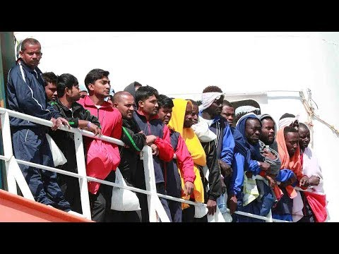 Italy drafts code on NGO migrant rescue operations
