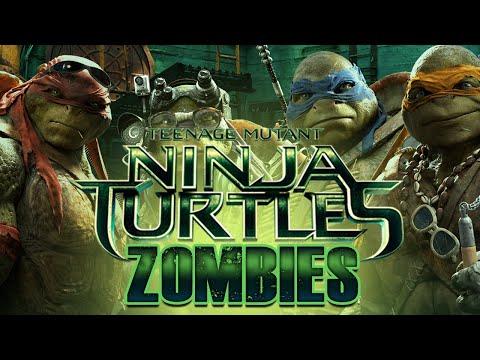 TEENAGE MUTANT NINJA TURTLES ZOMBIES ★ Call Of Duty Zombies Mod (Zombie Games)