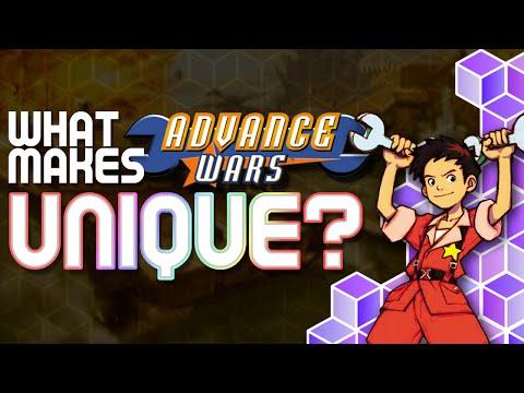 What Makes Advance Wars Unique? - WMGU - BeyondPolygons