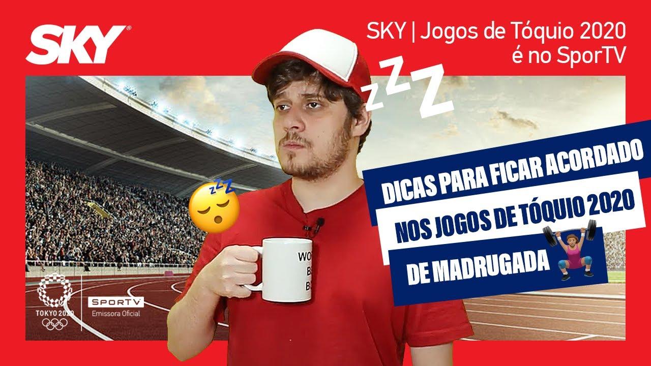 Como se Preparar para Assistir aos Jogos Olímpicos no SporTV | SKY