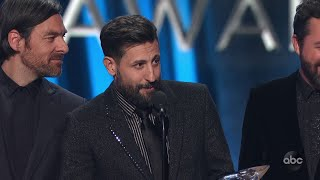Old Dominion Wins Vocal Group of the Year at CMA Awards 2019 - The CMA Awards