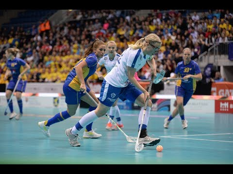 Women's WFC 2017 - Final - SWE v FIN