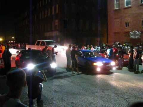 Steet Racing - St. Louis Hall street