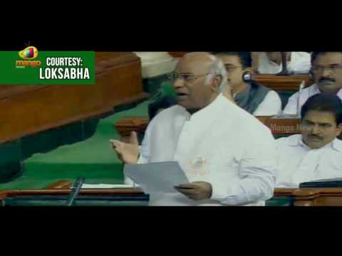 Mallikarjun Kharge Speaks Over On Going Agitation By Anganwadi Workers In The Nation | Mango News