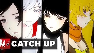 RWBY Volumes 1-3 Recap: The Story So Far