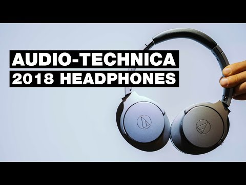 New Noise Cancelling Headphones 2018 — Audio-Technica QuietPoint