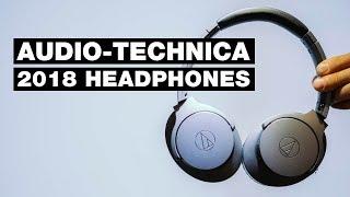 Video New Noise Cancelling Headphones 2018 — Audio-Technica QuietPoint download MP3, 3GP, MP4, WEBM, AVI, FLV Juli 2018