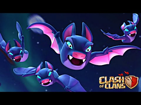 The Bat Spell Has Changed Clash Of Clans Forever