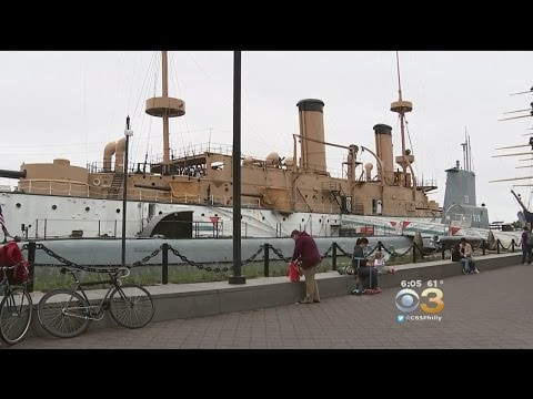 Remembering Those Who Died For Freedom Aboard USS Olympia