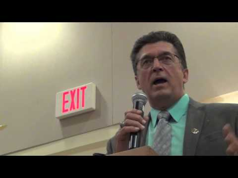 SMack Down! Sheriff Mack Lays Into Feds On 2nd Amendment In GOP Gala Keynote