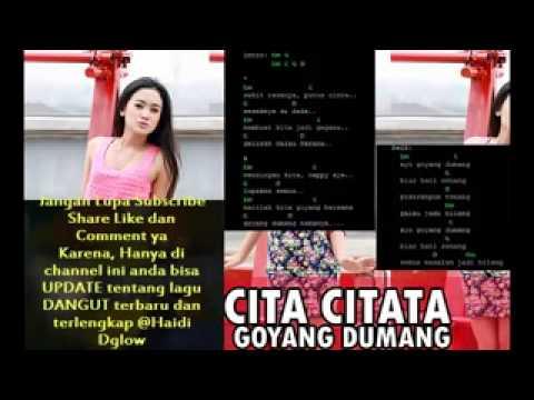 GOYANG DUMANG CITA CITATA VERSI GITAR COVER by HD D'glow