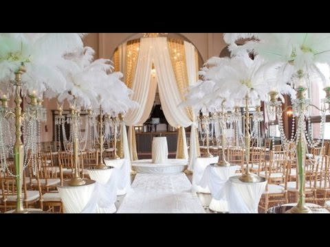 Great gatsby wedding reception youtube great gatsby wedding reception junglespirit