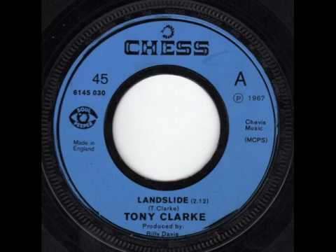 Tony Clarke - Landslide