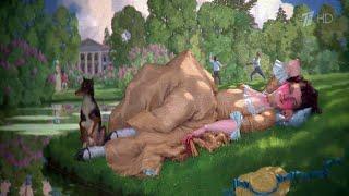 Уникальная выставка картин Константина Сомова открылась в Русском музее.