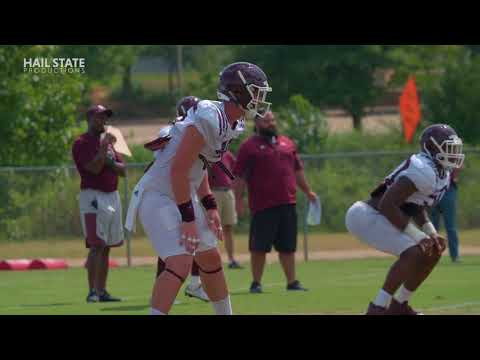 Mississippi State Football: Josiah Phillips Feature