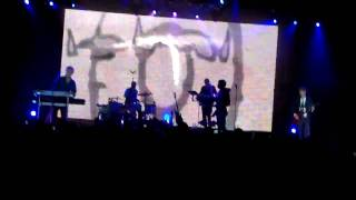 a-ha - We're Looking For The Whales - May 8 - New York