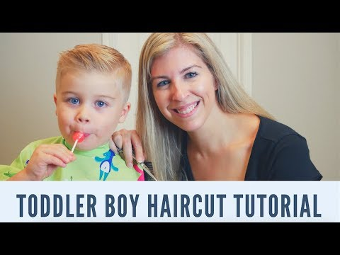 toddler clipper haircut how to cut boys hair at home easy boy haircut with 2683 | hqdefault