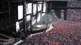 "Ed Sheeran ""Multiply"" live in London Wembley Stadium 12-07-2015"