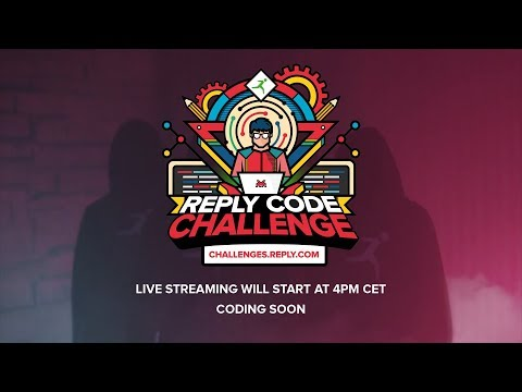 Warm-up for Reply Code Challenge 2018