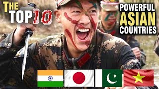 The Top 10 Most Powerful Asian Countries