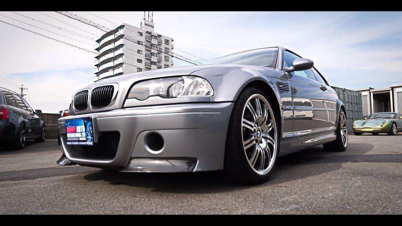 2003 BMW E46 M3 CSL - YouTube
