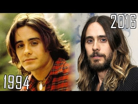 Jared Leto (1994-2016) all movies list from 1994! How much has changed? Before and Now!