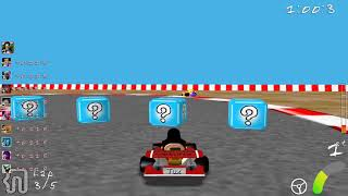 supertuxkart 0.5 Penguin Playground Grand Prix