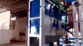 hi tech mini dal mill plant