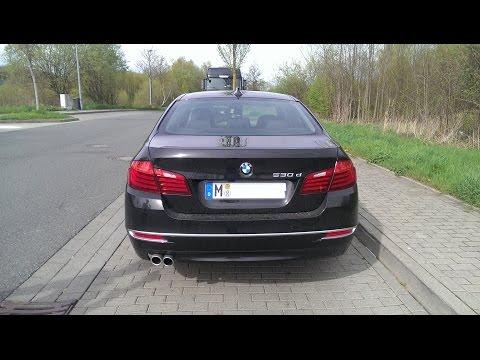 BMW 530d - 5er F10 Limousine - Fahrbericht - Probefahrt - Test