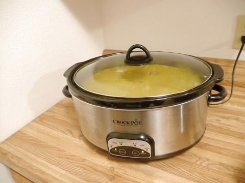 Soooooo Simple Split Pea Soup | My Vegan