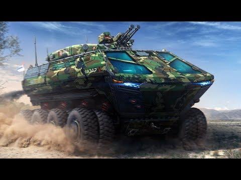Самые Лучшие Военные Легкобронированные Машины