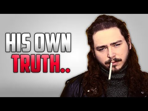 What Post Malone Thinks About His Own Music
