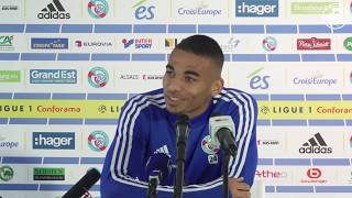"VIDEO: Avant #ASCRCSA : ""On veut faire une série"""