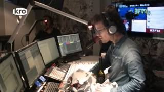 RabRadio Coen en Sander Show Pakjesdag 2 05 12