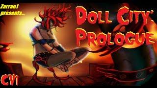 オクルスリフト Oculus Rift Virtual Reality: Doll City