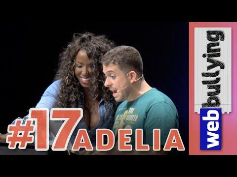 WEBBULLYING NA TV #17 - ADÉLIA (Programa Pânico)