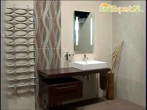 kermi ideos ideos v 508x1508mm youtube. Black Bedroom Furniture Sets. Home Design Ideas