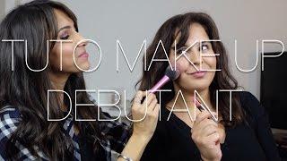 TUTO MAKE UP DEBUTANT EN COMPAGNIE DE MA COPINE + MINI BÊTISIER Thumbnail