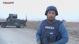تقدم للقوات العراقية على محاور القتال حول الموصل