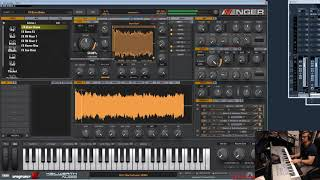 Vengeance Producer Suite - Avenger Expansion Demo: Dubstep Walkthrough