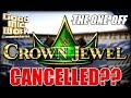 Major Pressure on WWE to CANCEL Crown Jewel