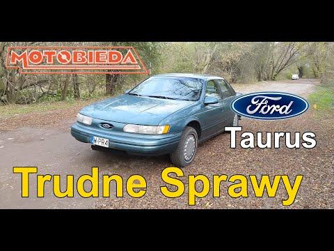 Ford Taurus Czyli Amerykańska Kanapa - MotoBieda