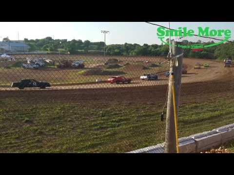 Pure Stock Heats 1 & 2 Springfield Raceway 6 10 2017