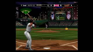 MLB Slugfest 2006 Reds vs Orioles Part 1