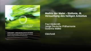 Mathis der Maler - Sinfonie, III. Versuchung des heiligen Antonius