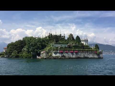 The Borromean Islands Lake Lago Maggiore, Isola Bella, Madre, Pescatore