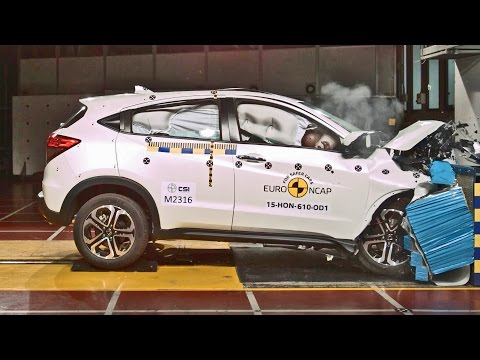 Honda HR-V (2016) Crash Test